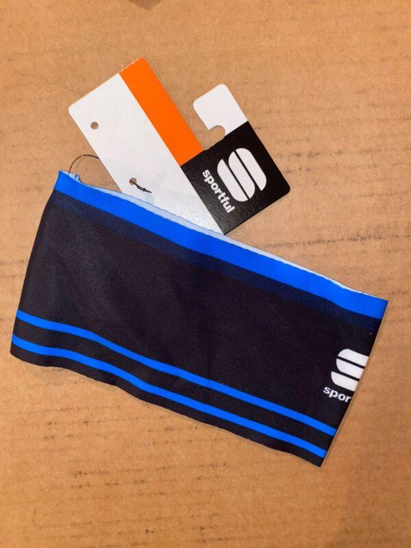 Sportful XC Cross Country Ski Unisex Squadra Headband One Size Blue