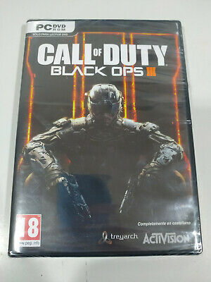 Call of Duty Black Ops III Activision - Juego para PC DVD-Rom...