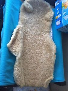 Sheepskin/wool for bassinet or pram Sutherland Sutherland Area Preview