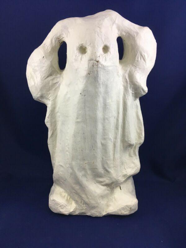 "Halloween Ghost Figurine 12.75"" Halloween Decor"