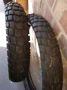 Motor cycle Tyres Brunswick Moreland Area Preview