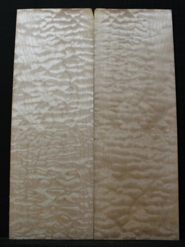 Quilted maple guitar drop top. 4A figure