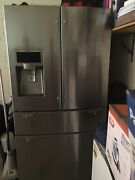 Samsung SRF801GDLS French Door Fridge/Freezer East Brisbane Brisbane South East Preview