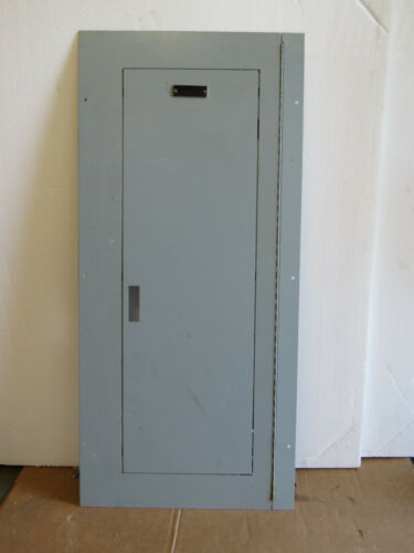 """GE AF43SDUM A-Series II Panelboard Breaker Panbel Cover 43"""" x 20"""" ~COVER ONLY~"""