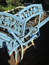 GENUINE HEAVY CAST IRON OUTDOOR FURNITURE. Wongawallan Gold Coast North Preview