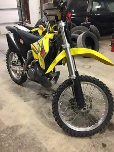 2003 Susuki RM 250 two stroke