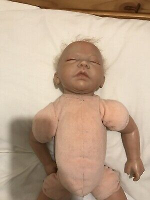Used Baby Reborn Doll