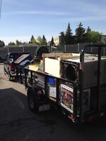( $20 & up ) low cost junk removal services / hauling. 24/7