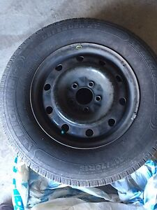 Michelin all season tires size 15 Almost new open to offers