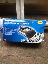 Foot pump Salamander Bay Port Stephens Area Preview