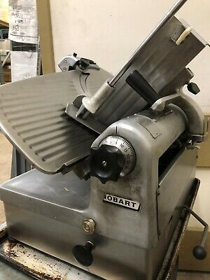 Hobart Automatic Slicer Model 1712