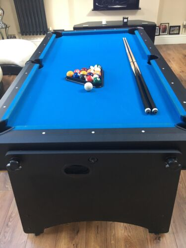 Reversable Air Hockey And Pool Table