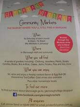 Glenreagh Community Markets Glenreagh Clarence Valley Preview