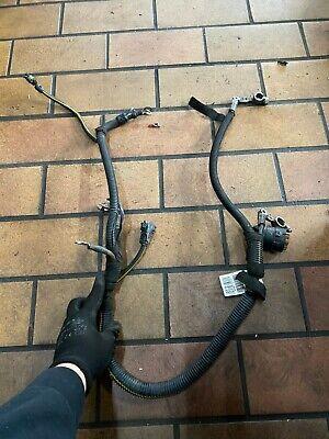 Original Opel Astra G T98 Cable Loom Alternator Battery 90588301