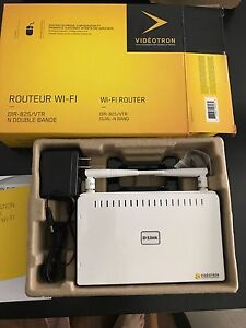 Router Wi-Fi D-Link double bande