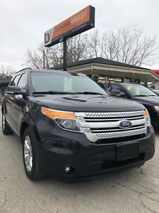 2013 FORD EXPLORER XLT ECO-BOOST | CERTIFIED | CARPROOF |