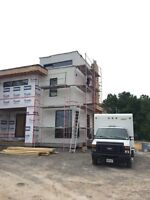 EIFS   Exterior insulation finish system stucco