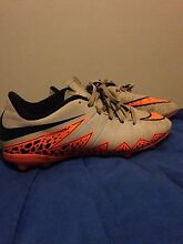 Men's Nike Soccer/Football Boots! Used But In Good Condition East Maitland Maitland Area Preview