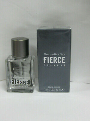 FIERCE by ABERCROMBIE & FITCH 1.0 oz 30 ML COLOGNE SPRAY MEN NEW IN BOX & SEALED