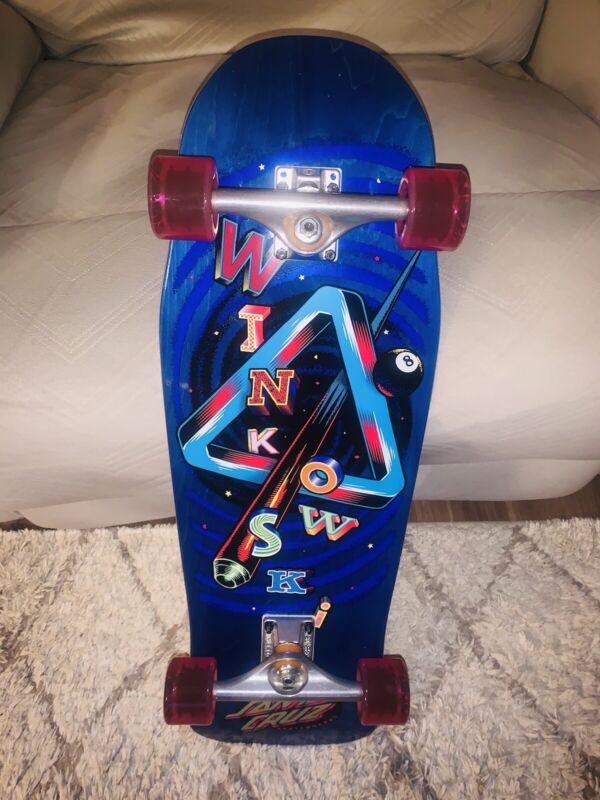 Santa Cruz Erik Winkowski Skateboard