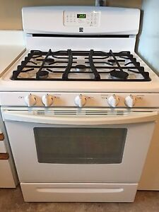 Kenmore Gas Stove (Great Condition)