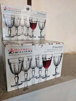 Parfait glasses Maxwell & Williams Brand New