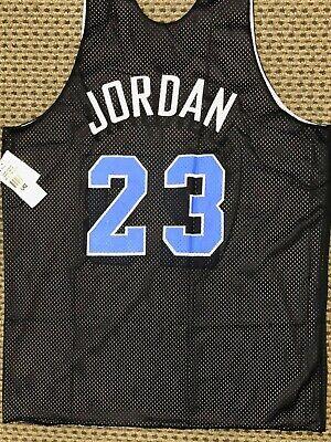 AUTHENTIC NEW MICHAEL JORDAN 1997 NBA ALL STAR REVERSIBLE PRACTICE JERSEY XL