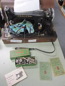 SINGER SEWING MACHINE Nambour Maroochydore Area Preview