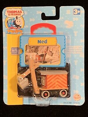 """Thomas & Friends Take Along Die-Cast Engine - """"NED"""" The Steam Shovel"""