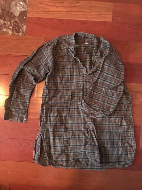 Vintage French Peasant Shirt