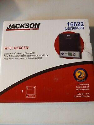 New Jackson Nexgen Wf60 Auto Darkening Welding Filter Lens Shade 9-13