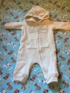 Girls 0-3 months Oshkosh sweater suit