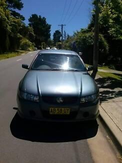 2004 Holden Crewman Ute