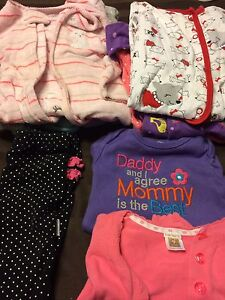 Baby girl clothing- 9 months