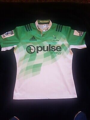 Highlanders Super Rugby Shirt Jersey. 2016-2017.Adidas- Extra Large.