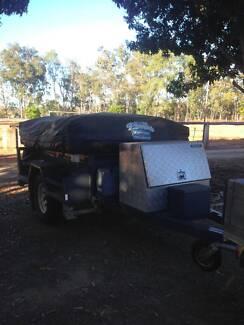 Camper trailer Off Road Cairns Region Preview