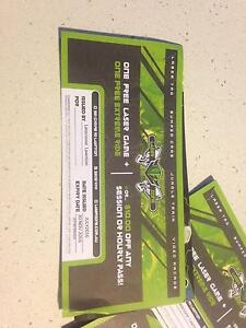 Laser tag and extreme ride Strathpine Pine Rivers Area Preview