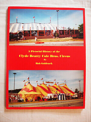 1 Vintage Circus/Carnival Related Book Lot Z-1