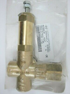Pa Italy Unloader Valve Vb 200150 2450 Psi 53 Gpm 1 Fnpt