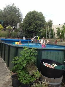 Above-ground pool Charleston Adelaide Hills Preview