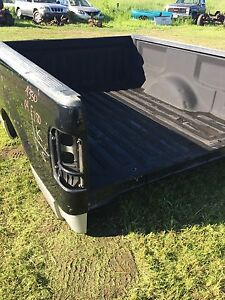 Ford truck beds