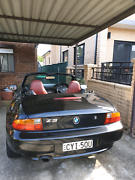 BMW Z3 roadsters 1999  only 126kms Lakemba Canterbury Area Preview