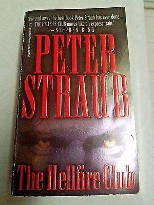 The Hellfire Club By Peter Straub  1997  Paperback  1St Paperback Printing