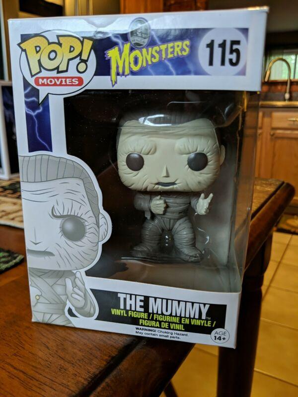 Funko 49165 POP Movies The Mummy-Rick OConnell Franchise Vinyl