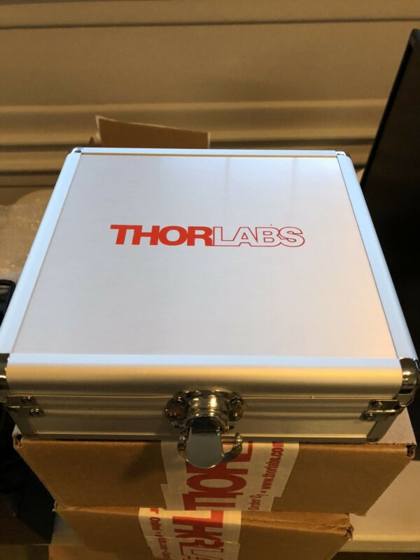 "Thorlabs KT05 - Storage Box for 1"" Optics Mounted. Lot of 6"