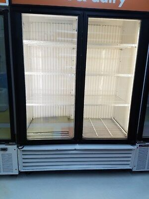 2 Door Commercialcoolermerchandiser