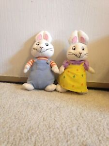 Max and Ruby TY Beanie Babies