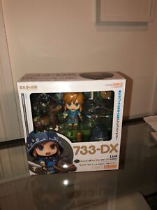 Nendoroid Link Breath of the wild Deluxe