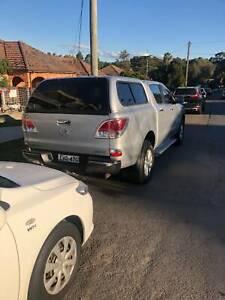 2012 Mazda Bt-50 Gt (4x4) 6 Sp Automatic Dual Cab Utility