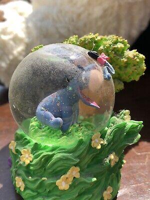 **RARE**Disney Exclusive** Eeyore Miniature Snow Globe